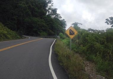 steep roads in Panama