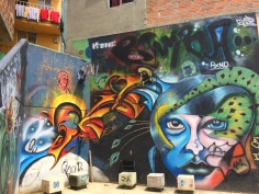 Art in Comuna 13