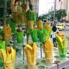 Fruit for sale in Medellin