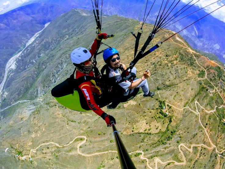 Trin Paragliding