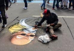 Street Art in Bogata